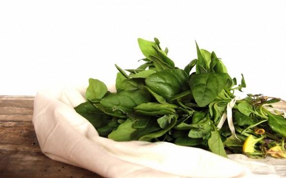 A importância dos espinafres na perda de peso